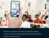 Plickers - fun digital assessment with one device