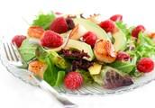 Smaller, Unhealthy Servings? Or Bigger, Healthier Servings?