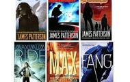 Maximum Ride Series by James Patterson