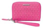 Chelsea Tech Wallet in Pink