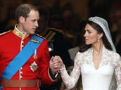 The Royal Couple, William and Catherine