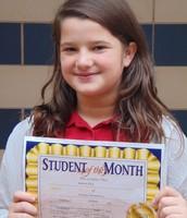Andrea Ellis - Fifth Grade