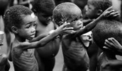 Starving Little Kids