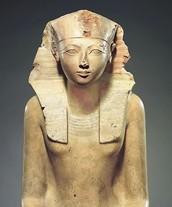 Brand New Sculpture of Hatshepsut!
