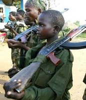 Child Soldiers in the DRC.