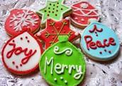 Baking Holiday Goodies