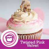 Twisted Pink Velvet