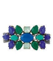 Peacock bracelet * was £65 now £32.50