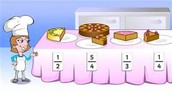 The way to subtract fractions.