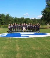 2014 Lady Cougar Softball Team