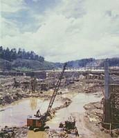 Dam built in 1942