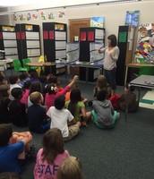 Ms. Deakin Sharing