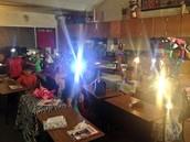 Flashlight Reading Day!!