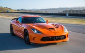 Front of The Viper