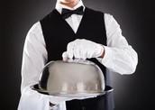 Waitors and Waitresses