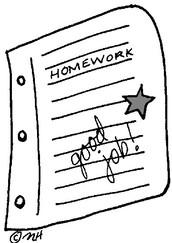 AM Class: ELA Homework