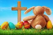 Easter Egg Hung