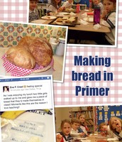 Making bread and jam in Primer