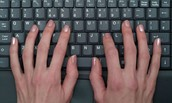 Let's see how many words per minute that you can type!