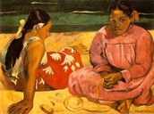 Dones de Tahití (1891)