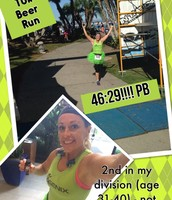 Personal Bests in Running!