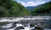 Info on The French Broad River Basin