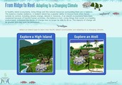 From Ridge to Reef: Adapting to a Changing Climate