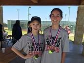 City Middle School Tennis Tournament