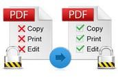 Copia, edita e imprime.