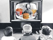 TV Commercials Effect What Teens and Children Want To Eat.