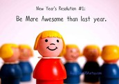Helping Students Make New Year's Resolutions