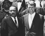 RFK is Assasinated six weeks after MLK is assassinated