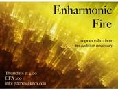 Enharmonic Fire