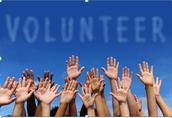 Want to Volunteer?!