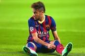 Favorite soccer player.