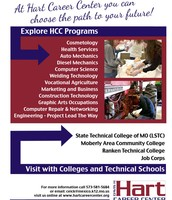 Hart Career Center Open House