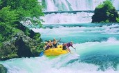 Activities in the white river