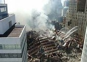 WTC AFTER 9/11 ATTACKS