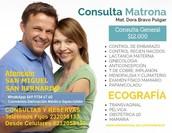 Consulta Matrona
