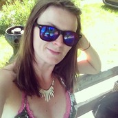 Stacey Floris of South Berwick, Nova Scotia