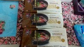 五木香菇味拉麵