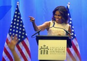 First Lady Advocates for US!!!