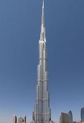 #1 Tallest building