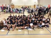 6th Grade D.A.R.E. Students