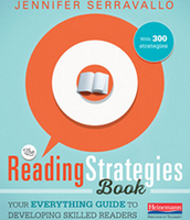 The Reading Strategies Book by Jennifer Serravallo