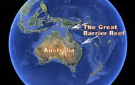 The GBR from space!
