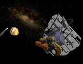 deep impact mission