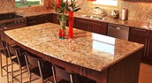 Kitchen Counter top Trends