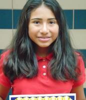 Katelynn Garcia - Fifth Grade