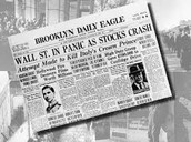 Stock market crashes!!